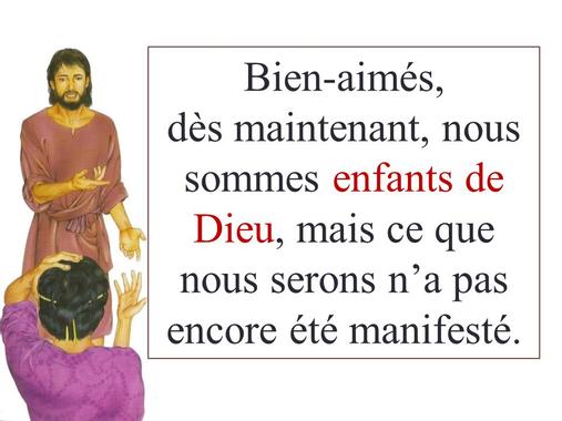 4ème dimanche de Pâques Année B Dimanche 26 avril ppt ...