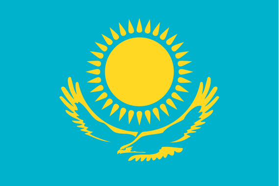 Flag of Kazakhstan : vexillology