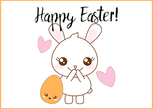 Kawaii Easter Clipart: Chance to Win! | Grade Onederful