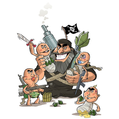 Iran hosts anti-ISIS cartoon and caricature contest just a ...