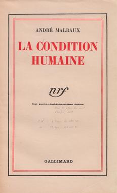La Condition humaine - Wikipedia