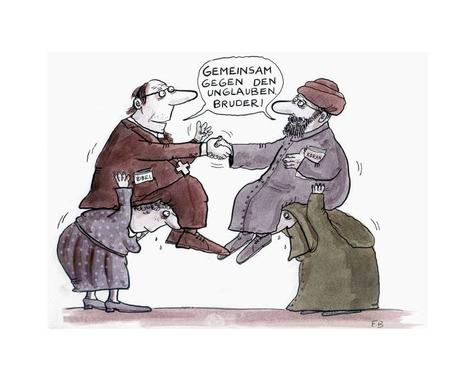 L'Allemagne se déchire à son tour sur des caricatures sur ...