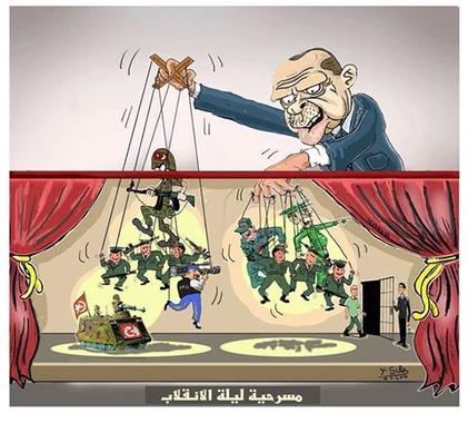 Islamisme : Pour Erdogan un coup d'état (d'éclat) tombé du ...