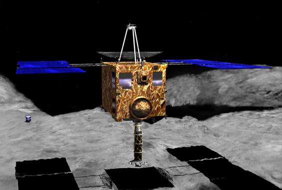 Hayabusa (sonde spatiale)