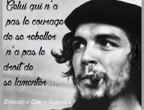 Le Che ! Mes respects | Think about it | Pinterest ...