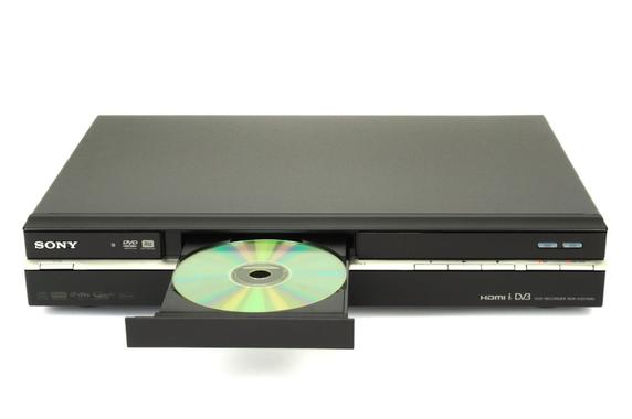 Lecteur dvd enregistreur - TopiWall