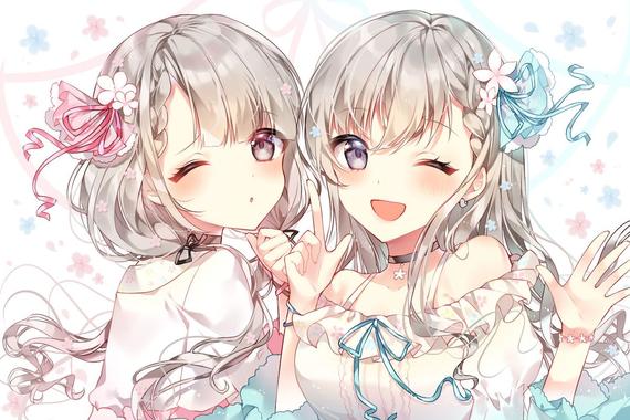 Épinglé par Yunaa sur duo manga/anime | Fille