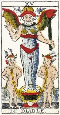 Tarot de Marseille Heritage - Pierre Madenié, Dijon 1709 ...