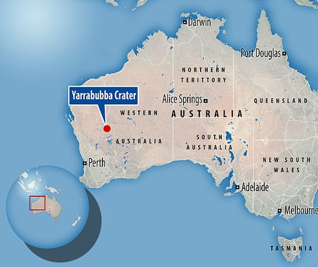 Australia's Yarrabubba impact crater is the oldest in the ...