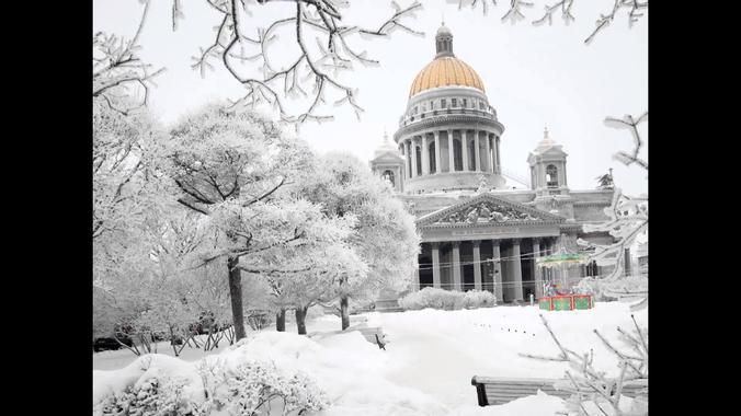 Saint - Petersbourg - YouTube
