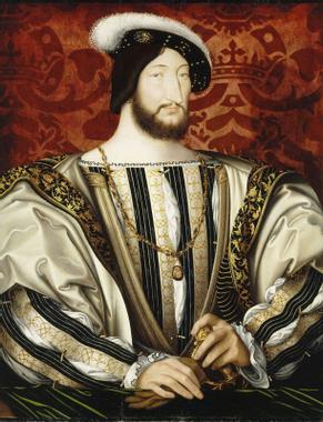 kART à voir: n°169 Portrait du roi François 1er (1530)Jean ...