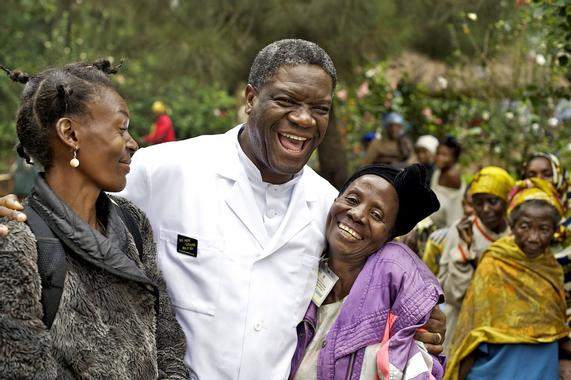 Un film bouleversant - Denis Mukwege, le Messie des femmes ...
