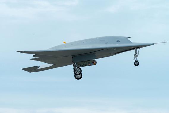 nEUROn, le démonstrateur européen de drone de combat ...