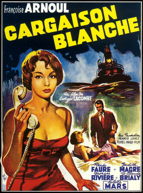 Cargaison blanche – Fransefilms.nl