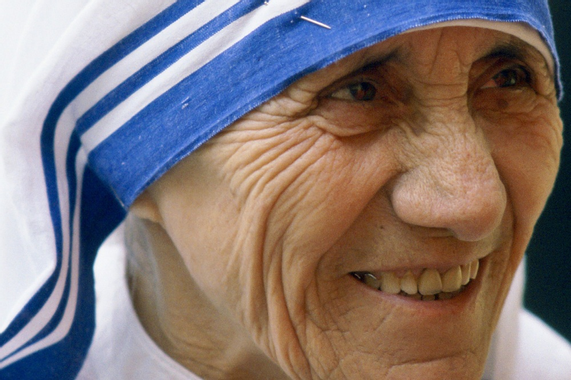 L'histoire de Mère Teresa de Calcutta - Holyart.fr Blog