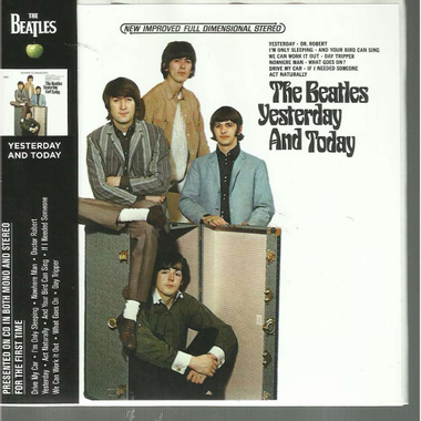 Yesterday and today - The Beatles - ( CD ) - 売り手 ...