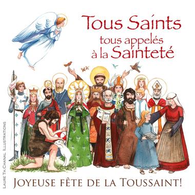 Toussaint à Mantes-la-Jolie – Catholiques du Mantois