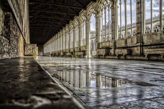 Camposanto Monumentale em Pisa | Dicas da Itália