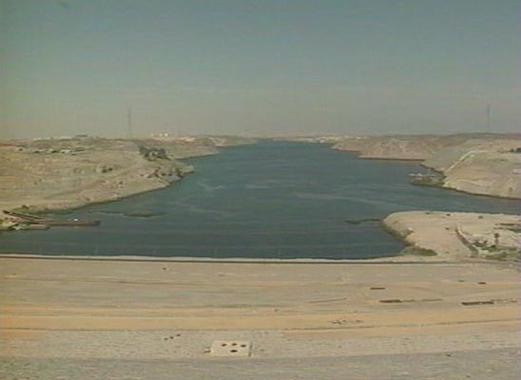 Le barrage d'Assouan   Legypte Antique.com