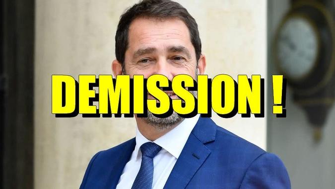 Christophe Castaner doit-il démissionner du ministère de l ...