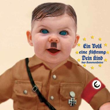 Baby und Familie: Hilfe, wie erkenne ich Nazi-Babys | QPress