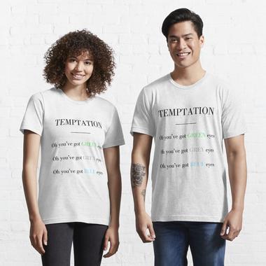 """New Order Temptation"" T-shirt by BKftLettuce   Redbubble"