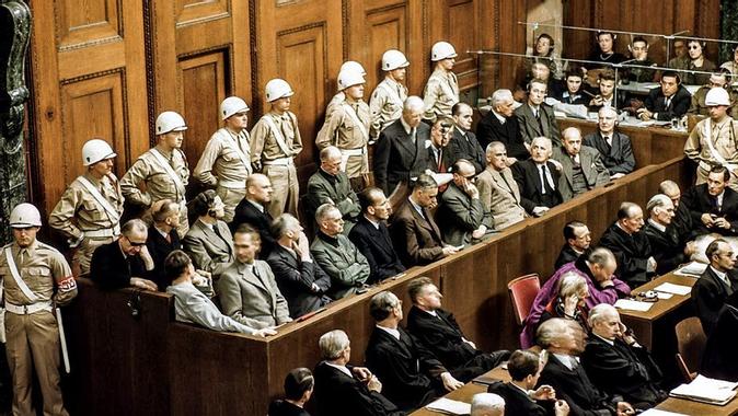 Il y a 72 ans s'ouvrait le procès de Nuremberg - vidéos ...