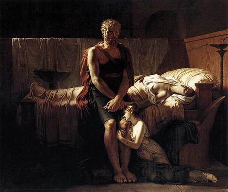 Le Néoclassicisme en peinture