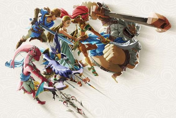[Atualizado] Livro The Legend of Zelda: Breath of the Wild ...
