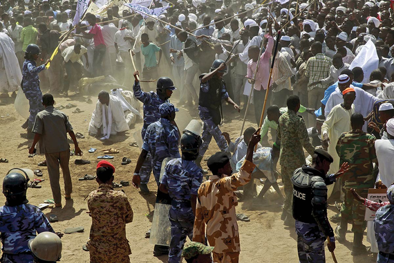 Ideology and Cultural Violence in Darfur - ACCORD