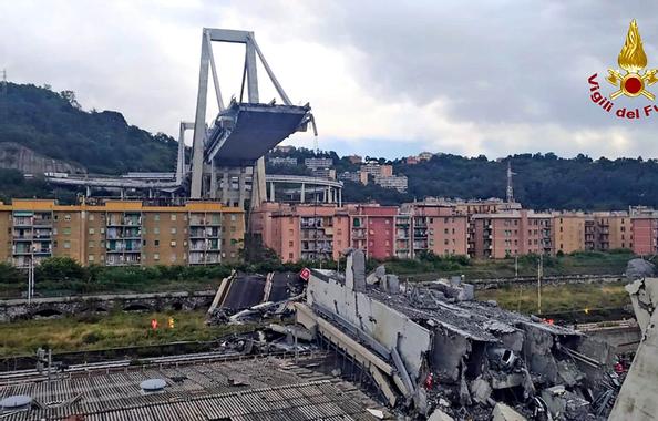 Amputée du pont Morandi, Gênes redoute le chaos de la ...