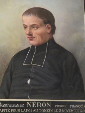 Pierre-François Néron — Wikipédia