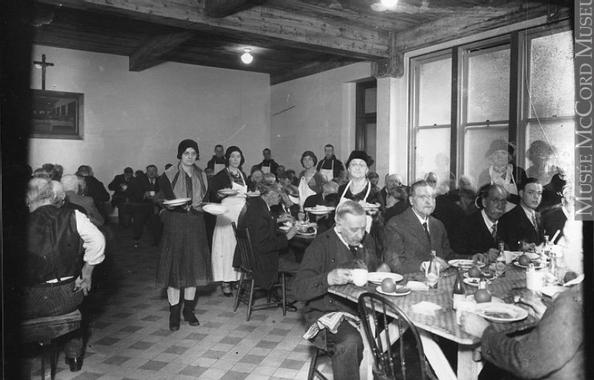 Un baume pour les chômeurs de la Grande Dépression | Le Devoir