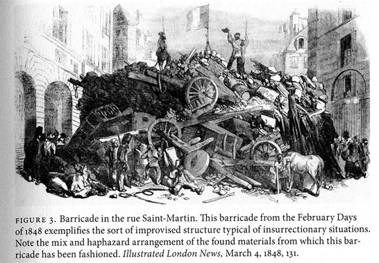 # HISTORY /// The Insurgent Barricade - THE FUNAMBULIST ...
