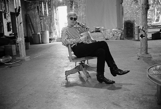 When Warhol wanted to tap dance   Art   Agenda   Phaidon