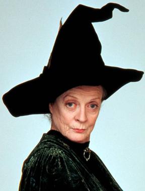 Image - PromoHP1 Minerva McGonagall 2.jpg | Harry Potter ...