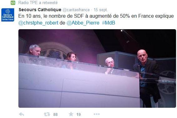 SDF «SANS-DENTS» FRANÇAIS ET EUROPÉENS ET MIGRANTS ...
