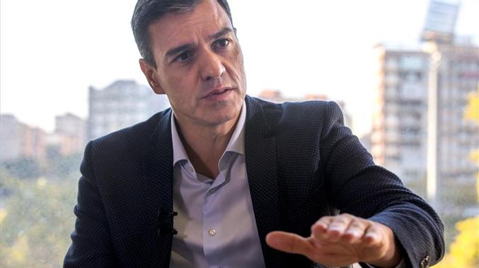 """Pedro Sánchez: """"Me siento en deuda con los votantes del PSOE"""""""