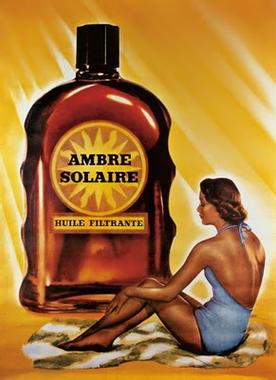 L'ambre solaire | Un article d'Omnilogie.fr