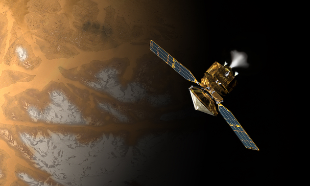 Ten years at Mars: Mars Reconnaissance Orbiter celebrates ...