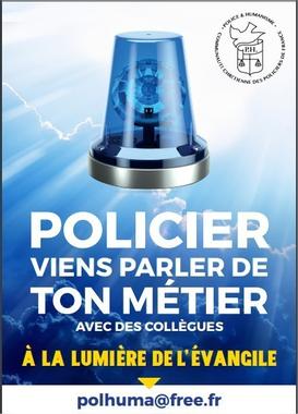 St-Martin-lez-Tatinghem. Les policiers chrétiens s ...