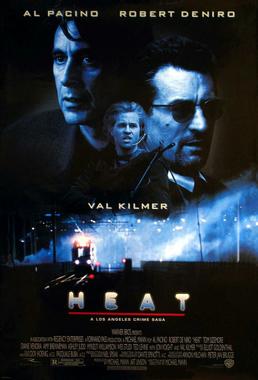 1995 - Heat - Michael Mann | Películas | Pinterest ...