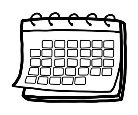 Calendar Clipart Illustrations, Royalty-Free Vector ...