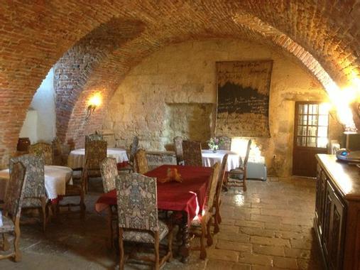 Salle à manger - Photo de Chateau de Goudourville ...