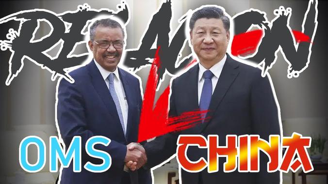 LA SOSPECHOSA RELACION ENTRE LA OMS Y CHINA - YouTube
