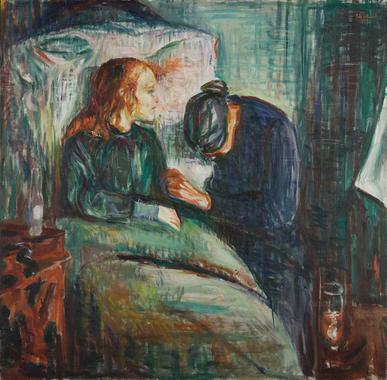 9 grader nord   Munch + Musique   Le peintre norvégien ...