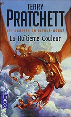La huitième couleur - Terry Pratchett - Le Tourne Page