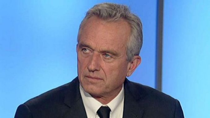 Robert F. Kennedy Jr Drops Vaccine Truth Bomb Live On TV ...