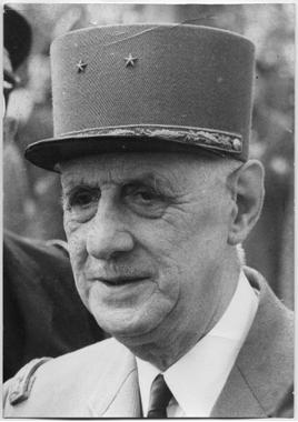LeMO Biografie Charles de Gaulle