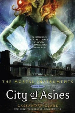 City Of Ashes Book Cover | www.imgkid.com - The Image Kid ...